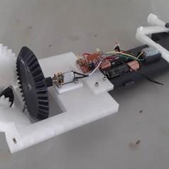 RC car DIY-3D프린터